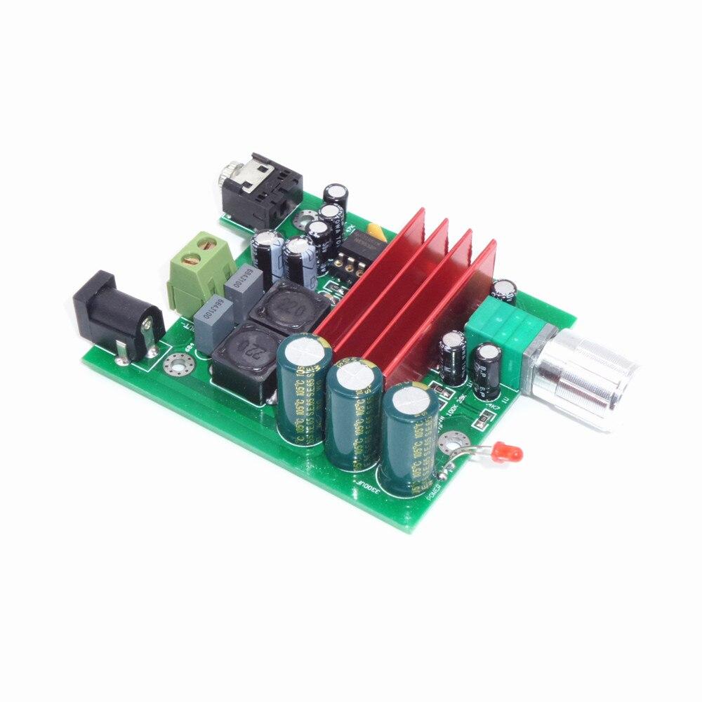 WL-TPA3116 Mono Digital Amplifier Audio Board TPA3116 100w Power Audio Amp 1.0 Class Car Amplifiers Stereo HIFI Mono amplifier