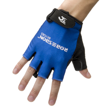ROBESBON Cycling font b Gloves b font Guantes Ciclismo Non Slip Breathable Men Women s Summer