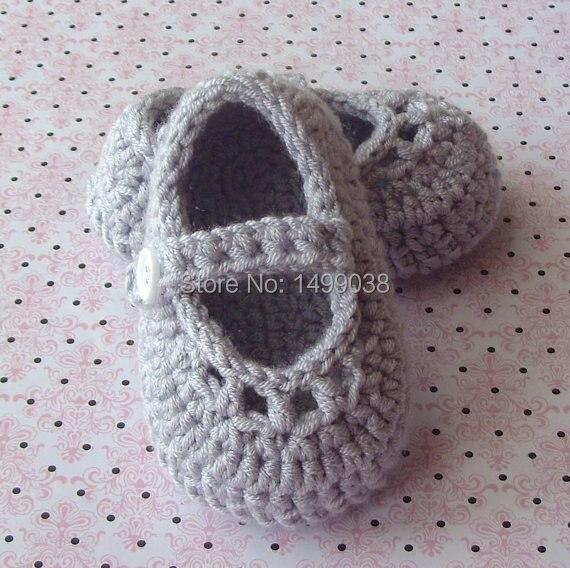 Häkeln Baby Schuhe Baby Mary Jane Schuhe Häkeln Hausschuhe In