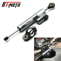 CNC Aluminum Adjustable Motorcycles Steering Stabilize Damper For BMW F800GS/F700GS/ADV F800 GS F700 GS