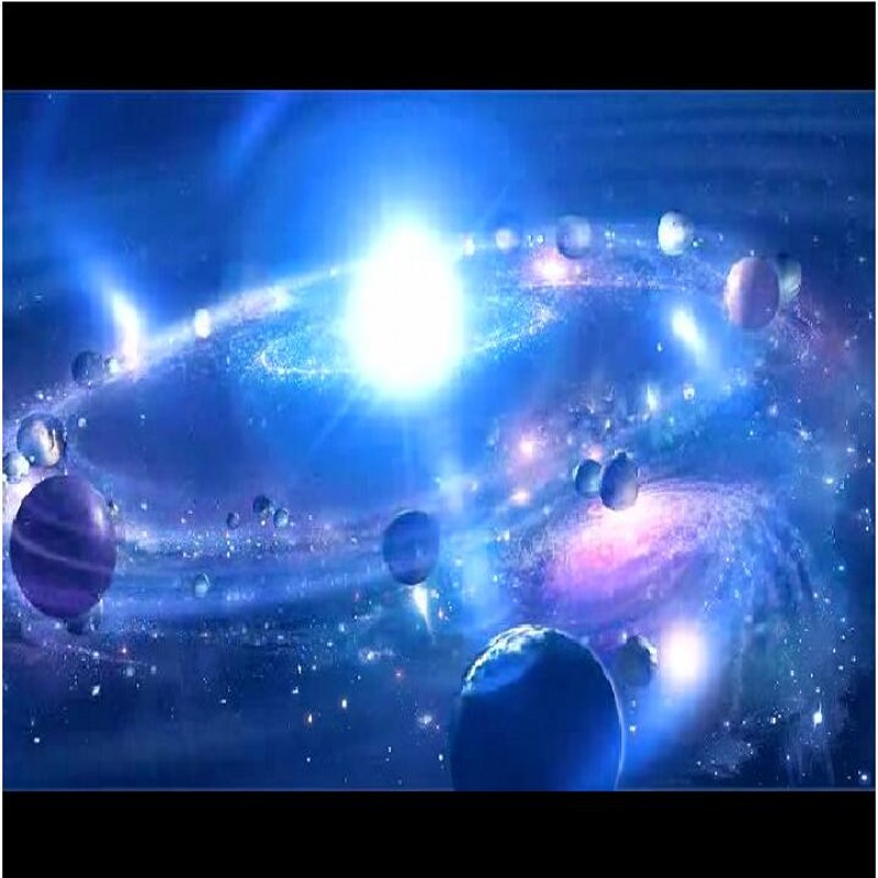 Beibehang Customization Shock Space Cosmic Star Planet