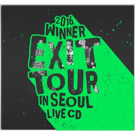 WINNER - 2016 WINNER EXIT TOUR IN SEOUL LIVE 2016.07.29  Kpop tvxq tohoshinki special live tour tistory in seoul photobook 100page release date 2015 05 29 korea kpop