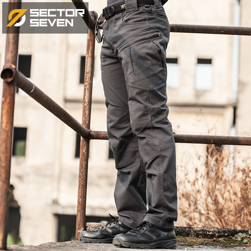 Image 5 - IX8 Waterproof tactical War Game Cargo pants mens silm Casual Pants mens trousers Army military Active pants-in Casual Pants from Men's Clothing