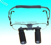 Professionnel 8X médical Loupe dentaire chirurgical binoculaire ENT Kepler Loupe optique Loupes microchirurgie Loupes