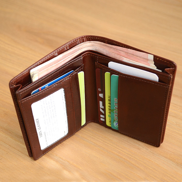 LANSPACE genuine leather men wallets designer coin purses holders  large capacity purseLANSPACE genuine leather men wallets designer coin purses holders  large capacity purse