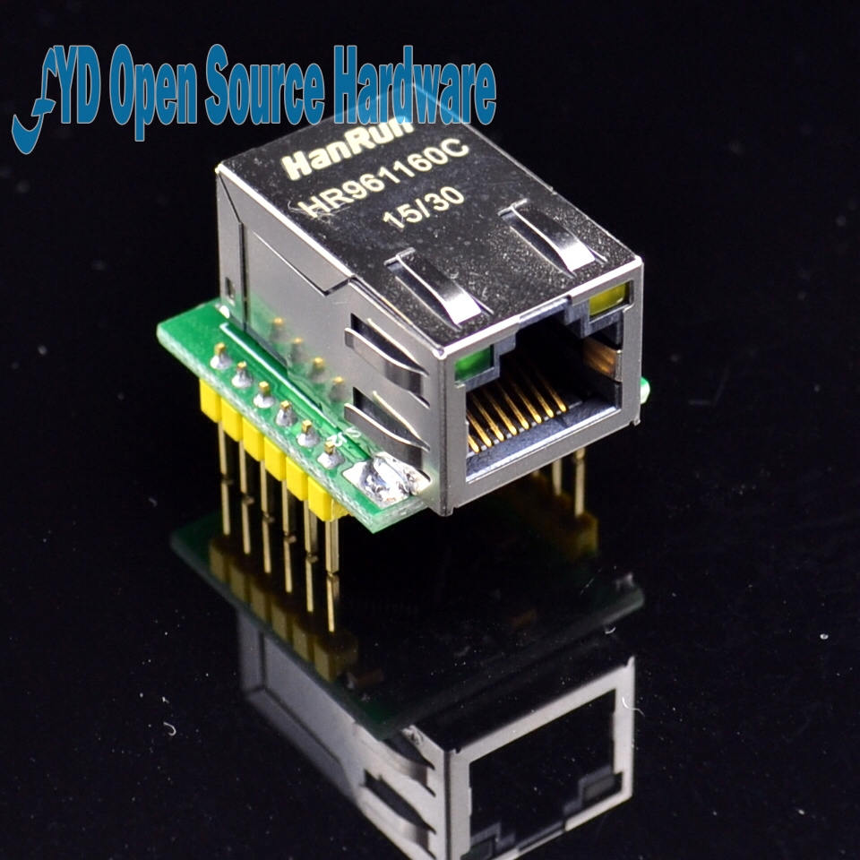 W5500 Ethernet Module Over The Spi Interface W5100 W5200 12v Switching Car Psu By Uc3843 74ls02 Nontransparent Send Routine 5pcs Lot In Integrated Circuits From Electronic Components