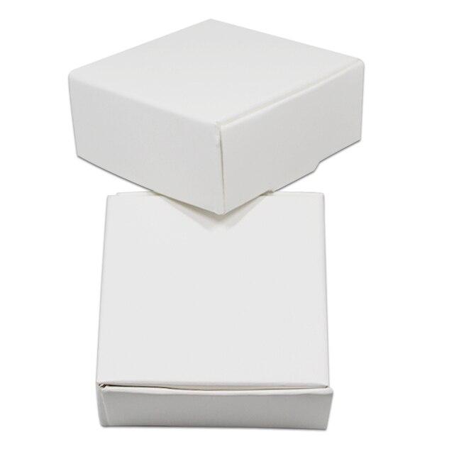 Dhl Festa Di Nozze Favore Applicare Scatola Di Cartone Bianco