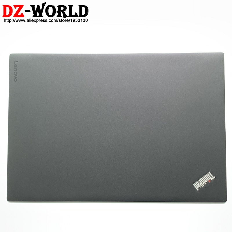New Orig LCD Back Case Rear Cover for ThinkPad T460S T470S WQHD 2560 1440 Display Top
