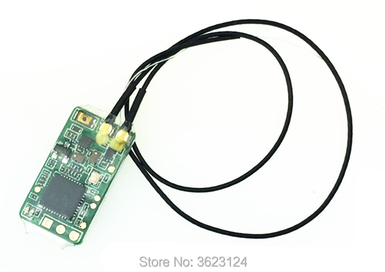 Image 5 - Feiying FrSky XM/XM Plus Ultra mini 16Ch S.BUS Receiver for FPV Drone-in Parts & Accessories from Toys & Hobbies