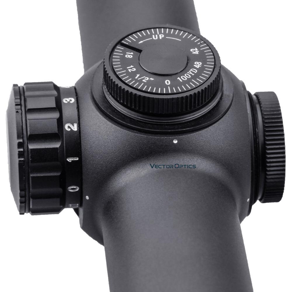 Векторная оптика стрельба 1-4x24 Тактический Воздушный пистолет настоящее оружие прозрачный прицел 30 мм трубка Высокое качество Riflescope крепление кольцо