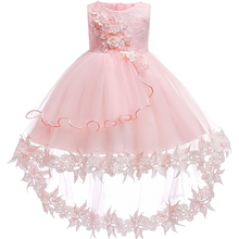 Girl Baby 2nd Birthday Dress