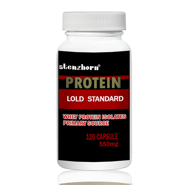 Protein 120PCS Enhance for Intense Energy & Metabolism Support