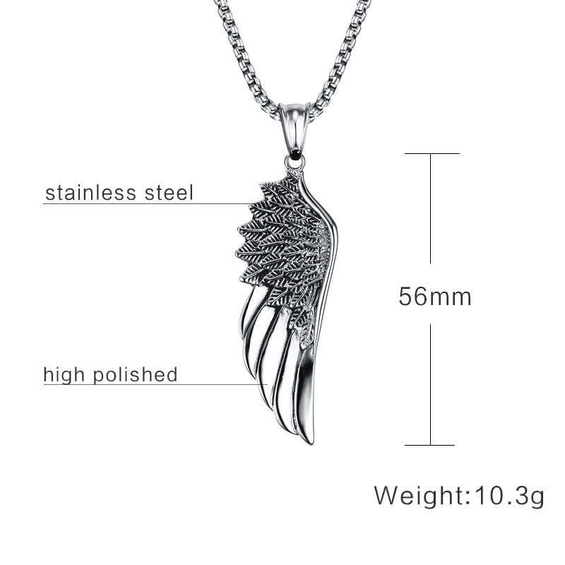 Mens Necklaces Stainless steel choker silver 17