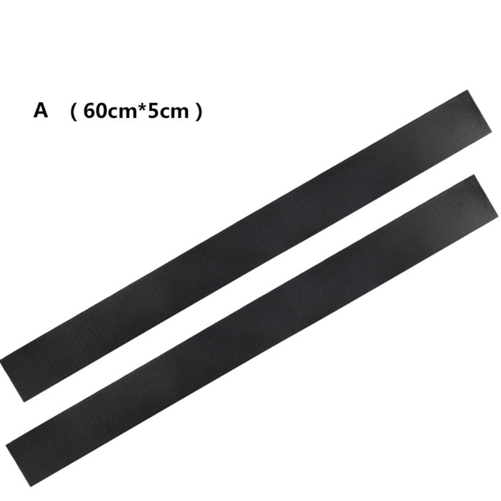 Car Belt Stowing Tidying Bag Strap Fire Extinguisher Bracket Sticker Fixing Tape