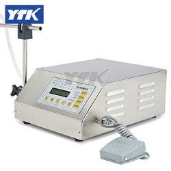 YTK 3-3000 ml agua Softdrink máquina de llenado de líquido Control Digital GFK160