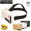 "VR Cardboard  Google Cardboard 2.0 Virtual Reality VR 3D Glasses for 3.5-6"" Smart Phone 3D Game APP Movie VR BOX Goggles"