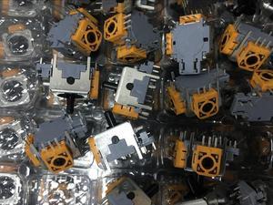 Image 4 - 100 adet/grup ALPS orijinal 3d analog joystick eksen sensörü modülü onarım bölümü PS2/ps3/ps4/xbox one/wiiu /xbox 360
