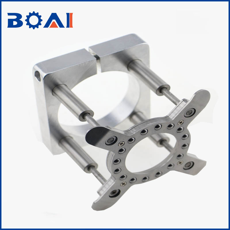 Automatic Fixture Plate Device Spindle Clamp Device For Water Cooled / Air Cooling CNC Spindle Motor