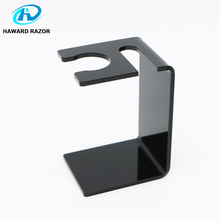 HAWARD RAZOR Razor And Shaving Brush Holder Plastic Material Small And Light Excellent Design
