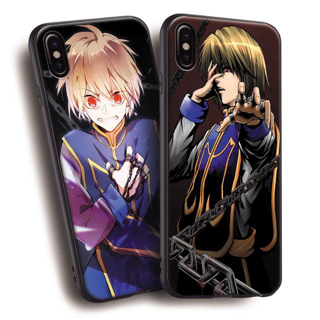 Kurapika HUNTER x HUNTER  Phone Case For iPhone