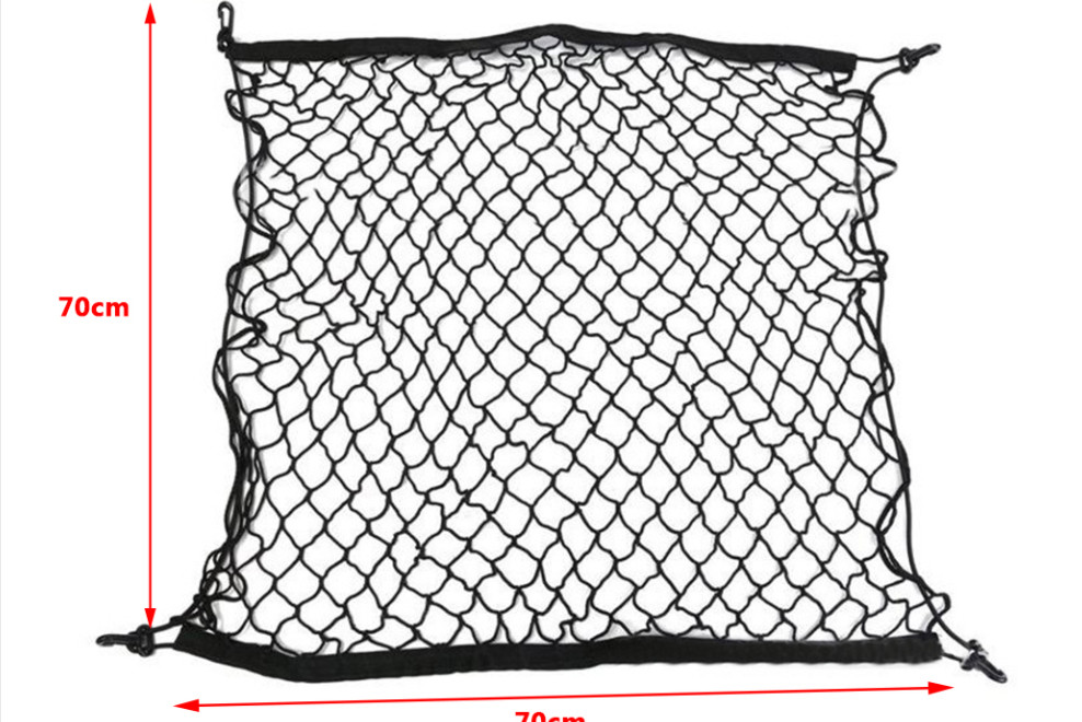 General Automobile Luggage Storage Net Hook For Peugeot 206 207 208 307 307s 308 308s 406 407 508 2008 3008 Car Accessories