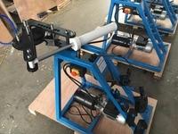 HPB 1000 compact bender hand hydraulic pipe bender machine bending machinery tools