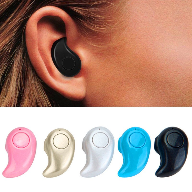 Hot Mini Wireless Bluetooth Car Handsfree Headset In-Ear Earphone Stealth Stereo For iPhone for Samsung for Xiaomi Casque audio high quality 2016 universal wireless bluetooth headset handsfree earphone for iphone samsung jun22