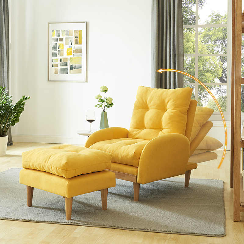Lazy Chaise Longue Living Room Tatami