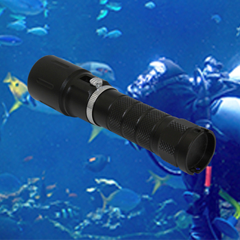LED Diving Flashlight 1200 Lumens XM-L2 Underwater 100M Waterproof Scuba Torch Lamp