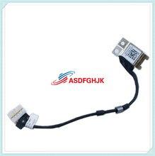 GFNMP Dc Мощность Jack Вт кабель гнездо соединителя для бренд DELL для серии Latitude 3340 50.4OA05.011 0 GFNMP полностью протестирована