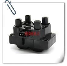 Ignition Coil For Fiat Tempra Scudo nato Punto Marea Weekend Fiorino Croma Bravo 1.4L 1.6L L4 0K011-18-100