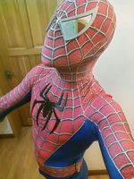 SpiderMan Cosplay Infinity War Cosplay Costumes Spider Man Jumpsuits One piece Clothes Halloween Stage Suit Gift Drop Ship