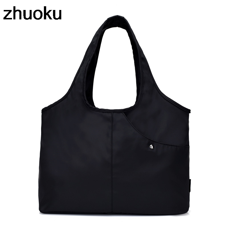 Women Shoulder Bag Luxury Handbag Designer Nylon Tote Beach Casual Tote Female Shopping Top-handle Purse Sac Femme Bolsa Feminia top handle bag shoulder luxury handbags women messenger bags designer nylon female beach casual tote purse sac femme bolsa