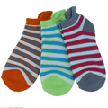 3 pairs 100% Cotton towel soft boat socks Cotton thick section socks terry socks couple women and men