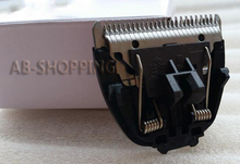 Cortadora de pelo negro, cuchilla de corte compatible con Panasonic ER132 ER131 ER1411 ER1420 ER1421 ER1422 ER1410 ER504 ER508 ER509 ER506