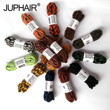 N 1-50 Pairs Round Wear-resistant Shoelaces Rope Linht Brown Sports Unisex Different Lengths Polyester Outdoor Hiking Shoe Lace