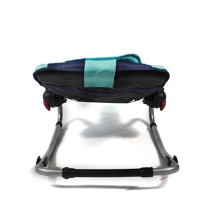 Approprié et sûr bébé videurs mignons infantile apaiser chaise berçante Bebe chaises trois points ceintures de sécurité livraison directe gratuite - 5