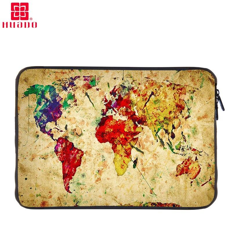 Canvas laptop case for xiaomi mi notebook air 13 17 15.6 inc