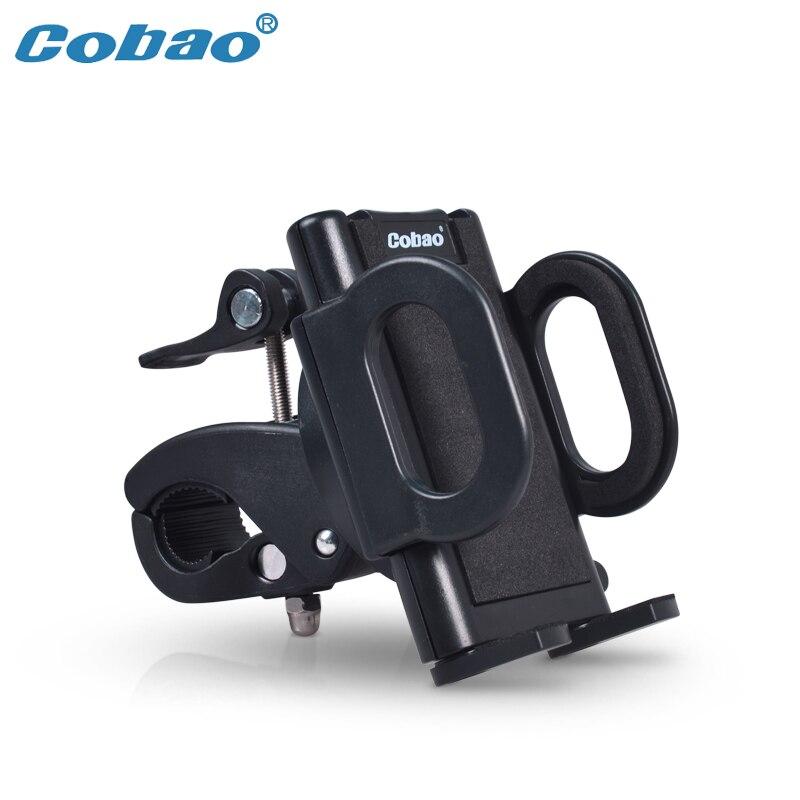 Cobao antideslizante soporte para teléfono universal 360 rotating bici de la bic