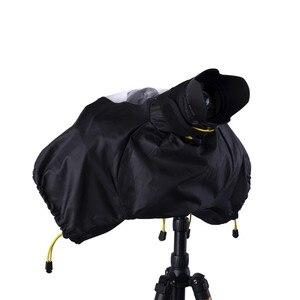 Image 2 - Fosoto Photo professionnel appareil Photo reflex numérique housse étanche à la pluie sac souple pour Canon Nikon Pendax Sony DSLR appareils Photo