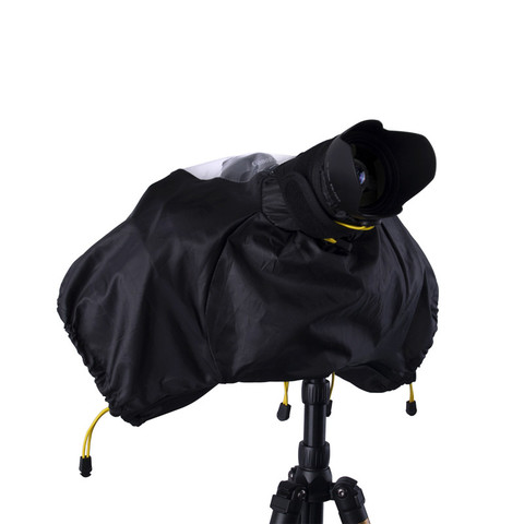 fosoto Photo Professional Digital SLR Camera Cover Waterproof Rainproof Rain Soft bag for Canon Nikon Pendax Sony DSLR Cameras Lahore
