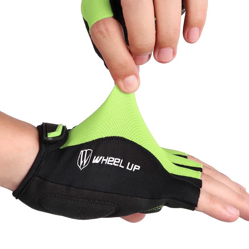 Shockproof Half-Finger Cycling Gloves 1