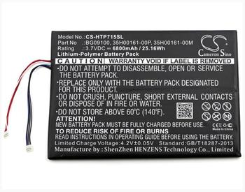 Cameron Sino 6800mAh battery for HTC Jetstream 10.1 P715a PG09410 Puccini 35H00161-00M 35H00161-00P BG09100 Tablet Battery image