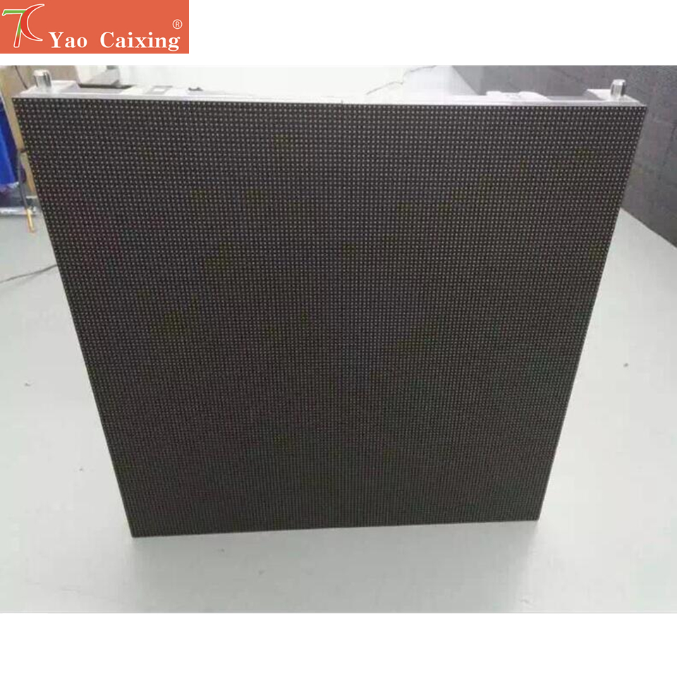 HD SMD P4 Rgb Full Color Indoor Led Screen Panel Die-casting Aluminum Cabinet Display Led Advertising Dot Matrix Led Billboard