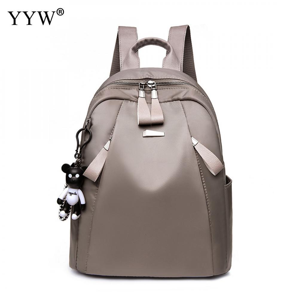 Fashion Oxford Backpack Female Waterproof Bag School Backpacks Bags For Teenagers Vintage Mochila Casual Rucksack Travel Daypack