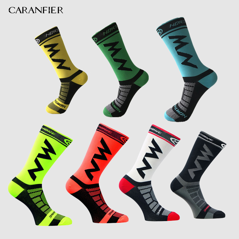 High Quality Nw 2019 Newest Colorful Mens Dinosaur Avocado Pattern Combed Cotton Socks Novelty Dress Casual Crew Wedding Socks Comfortable Feel Men's Socks