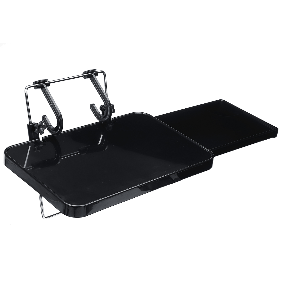Car Accessories Foldable Car Back Seat Tray Laptop Notebook Food Drink Holder Stand Car Cup Holder Dining Table
