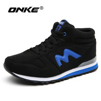 ONKE Brand 2016 Men Shoes Sneakers Spring Autumn Medium Cut Men S Running Shoes Sports Trainers