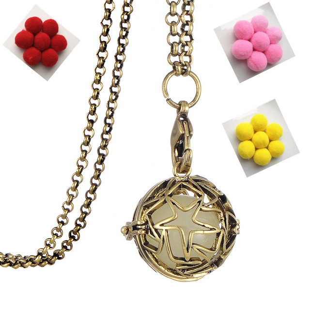 Clearance illusionist locket pentagram steam punk necklace collares clearance illusionist locket pentagram steam punk necklace collares mujer locket pendant essential oil perfume diffuser necklace aloadofball Images