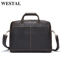 WESTAL сумка мужская натуральная кожа мужская сумка через плечо сумки мужские портфель клатч сумочка сумки на ремне мужские сумки портфель му
